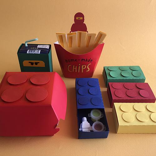 kit lego party
